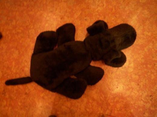 Kuscheltier, Hund - groß