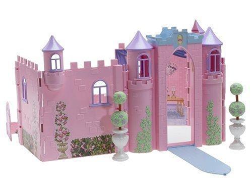 Barbie Minikutsche mit Pferd und Barbie Minischloß mit Zubehör und Barbie Minipuppe - Neuenkirchen (Kreis Steinfurt)
