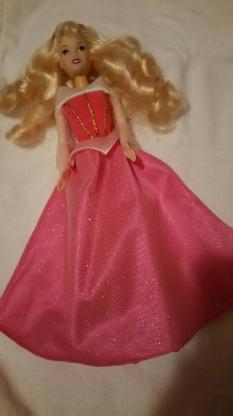 5 Disney Prinzessinnen Puppen mit Zubehör