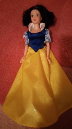 5 Disney Prinzessinnen Puppen mit Zubehör - Neuenkirchen (Kreis Steinfurt)