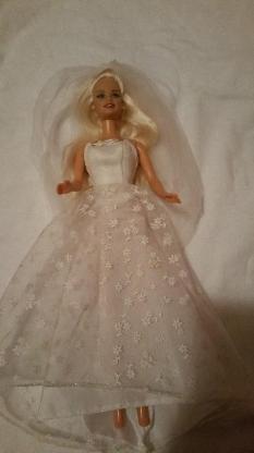 Barbie als Braut - Neuenkirchen (Kreis Steinfurt)