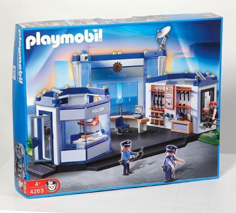 Playmobil 4263 Polizei Hauptquartier - Kassel