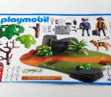 Playmobil  3136 Polizei Superset Spurensicherung - Kassel