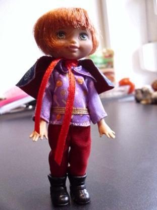 Mattel 2003 Barbie Puppe Figur Spielzeug, 3,-