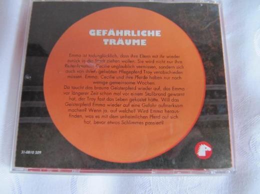 Hörbuch, PonyClub, Gefährliche Träume - Mülheim an der Ruhr Saarnberg