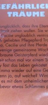 Hörbuch, PonyClub, Gefährliche Träume - Mülheim an der Ruhr