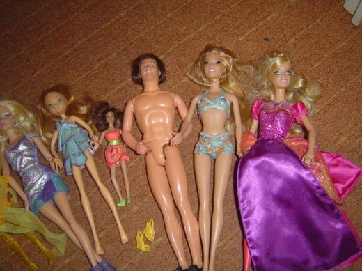 Barbiepuppen Sammlung - Hamburg