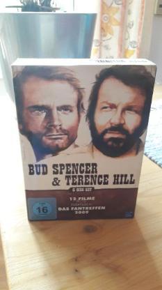 Bud Spencer & Terence Hill: 12 Filme inkl. das Fantreffen 2009 (5 Discs Set) [Collector's Edition]