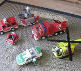 Feuerwehr- und Polizeieinsatz-Set - Westerkappeln