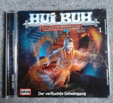 Hui Buh Nr.1 Der verfluchte Geheimgang