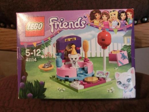 LEGO FRIENDS 41114/ PARTYSTYLING / NEUwertig + OVP