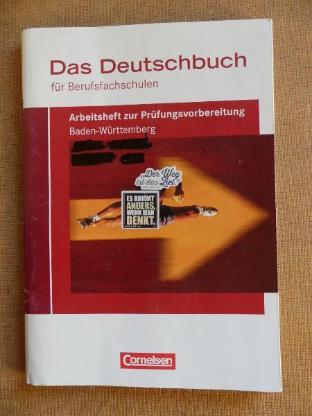 Das Deutschbuch für Berufsfachschulen (auch zu verschicken)