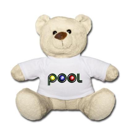 10 Pool Billiard - Teddy 28,49 €