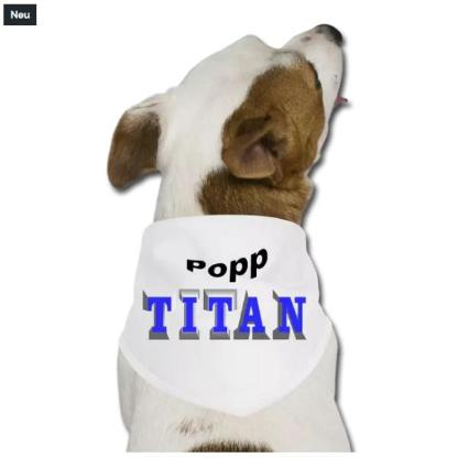 11 Poop TITAN - Hunde-Bandana 21,49 €