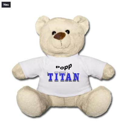 10 Poop TITAN - Teddy 28,49 €