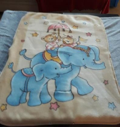 Maxicosi babyschale Decke Fussack Winter Kuscheleinsatz Elefant