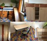 Komplettes Kinderzimmer (8-teilig) zu verkaufen - Bochum Langendreer