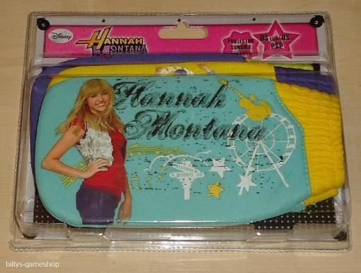 Nintendo DS Lite-Socke Hannah Montana !! Neuware !!