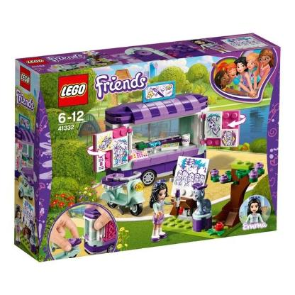 Lego Friends Emmas