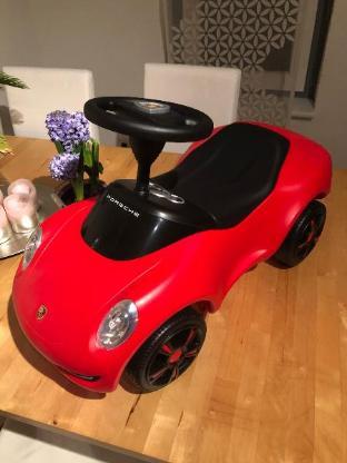 Neuer Original Porsche Bobby Car