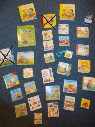 Einzeln abzugeben: 6+,18+,24+,Bücher,Kleinkind,Kinderbücher,Klappen
