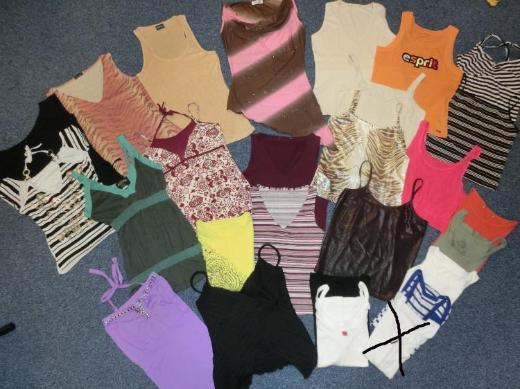 Alles ist auch einzeln zu bekommen: Kleidung für Mädchen,Teens, Damen