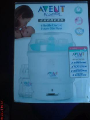 Steri für Babyflaschen