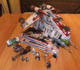 LEGO Star Wars 7676 - Republic Attack Gunship - Büchenbach