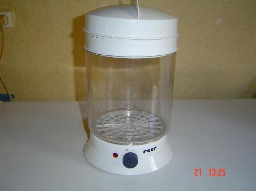 Sterilisator - Desinfiziergerät für Babyflaschen