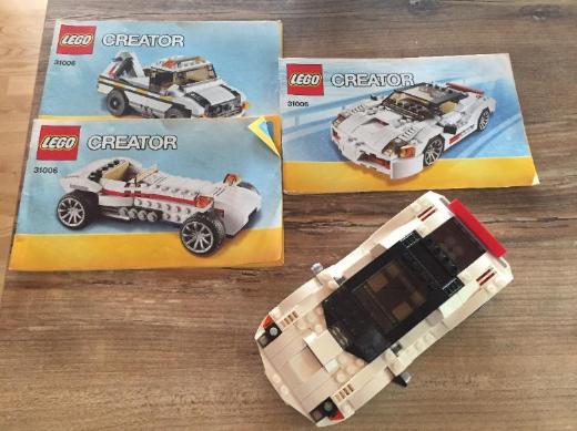 Lego Creator 31006