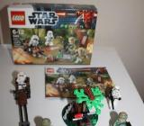 Lego StarWars 9489 Endor Rebel Trooper ... Battle Pack - Wetter (Ruhr)