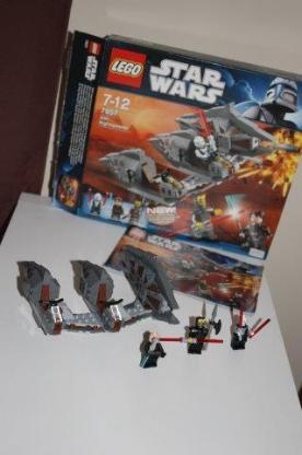 Lego StarWars 7597 Sith Nightspeeder