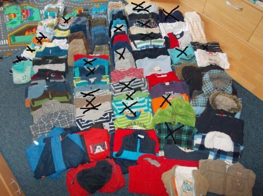 Einzelkauf möglich: Jeans, Pullover,Hosen,Jacken,Schlafanzüge,Schlafsack,Sweatshirts,80