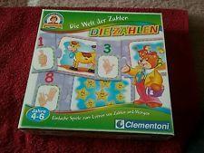 """Lernspiel """"Die Zahlen"""" von Clementoni"""