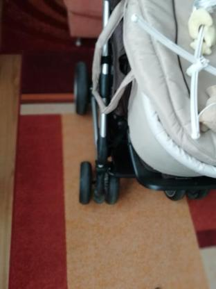 Babyrus Kinderwagen S6 2013