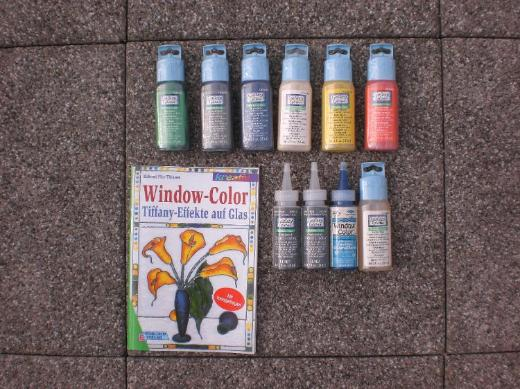 Window Color Set Gallery Glass