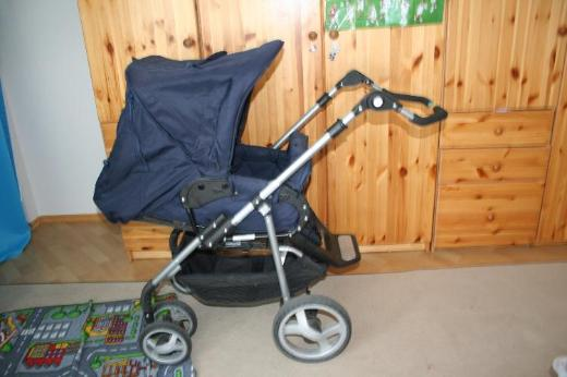 Teutonia Combi-Kinderwagen zu verkaufen