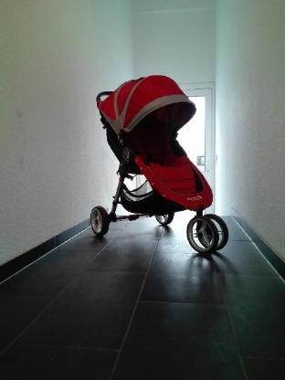 Kinderwagen Buggy Baby Jogger City Mini