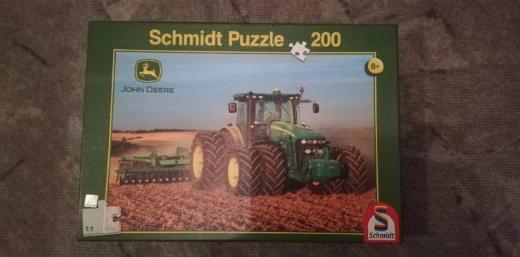 Traktor Puzzle 200 Stück