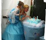 Kindergeburtstag, Kinderschminken, Luftballonmodelage, Prinzessinnen - Hamburg