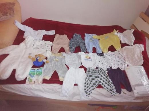 Säugling Kleidung in der Größe 50/56