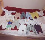 Säugling Kleidung in der Größe 50/56 - Berlin Mariendorf