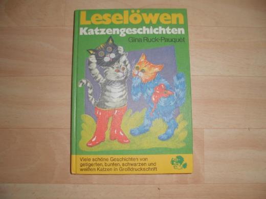 Leselöwen Katzengeschichten