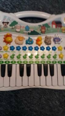 Tier stimmen Piano