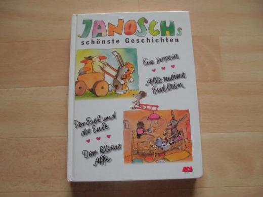 Janosch's schönste Geschichten