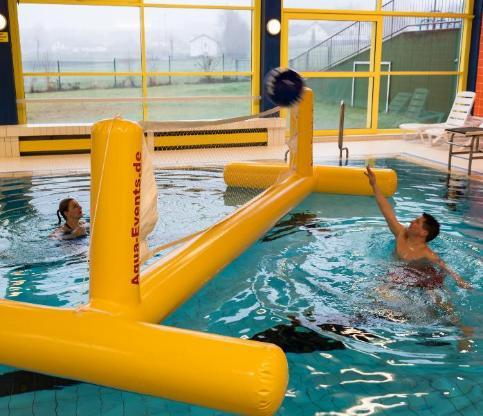 Aqua Volley - Volleyball fürs Wasser - Tagesmiete