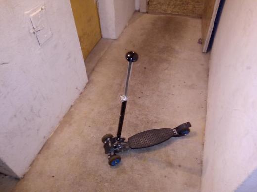 DREIRAD roller gebraucht