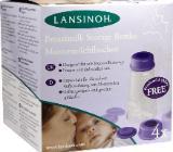 Lansinoh Muttermilchflaschen 4 Stück, wie Neu, TOP Zustand! - Greven