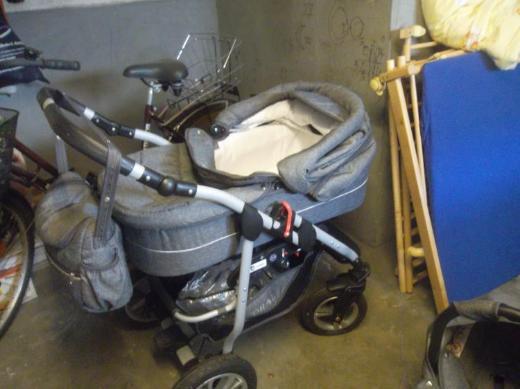 Kombi-Kinderwagen,Wanne Autositzt,Tasche,Sportwagenaufsatzt
