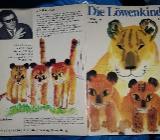 Die Löwenkinder Erzählt von Janosch Gemalt von Józef Wilkoń Ravensburger 1975 ISBN 3473336203 ab 4 Jahren Buch VERKAUFSWARE - München Altstadt-Lehel